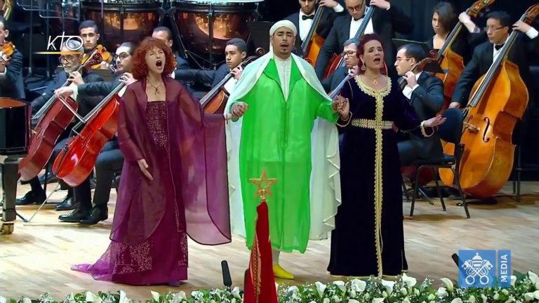 Smahi Harrati, Françoise Atlan en Caroline Casadesus: Caccini, Ave Maria