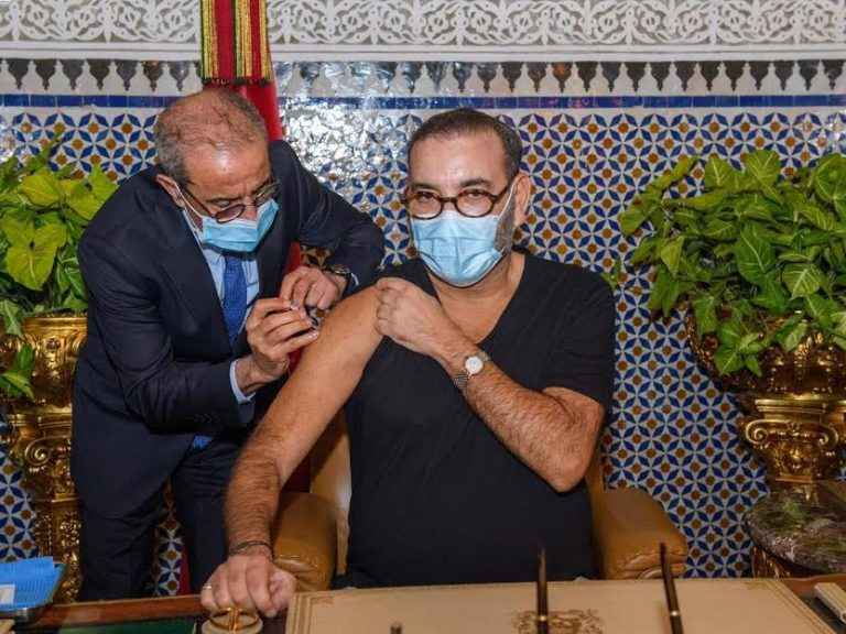 Koning start donderdag 28 januari vaccinatiecampagne