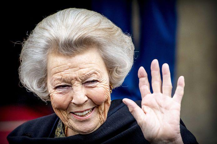 Prinses Beatrix viert zondag haar 83e verjaardag in huiselijke kring.