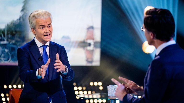 Rutte gebruikt Marokkanen om Wilders te dissen