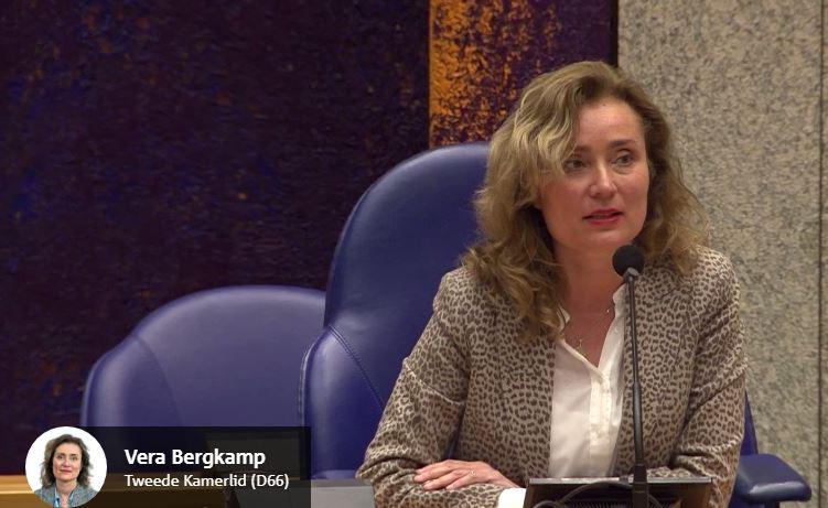 Neder-Marokkaanse Bergkamp nieuwe voorzitter Tweede Kamer